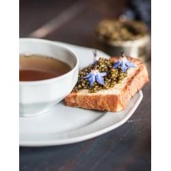 caviar et thé