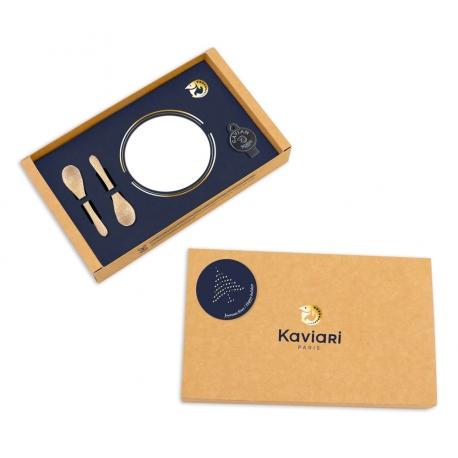 Coffret caviar vide 100g ou 125g