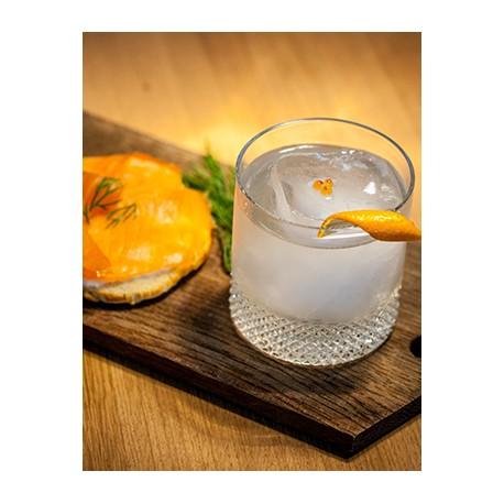 Caviar / seafood et cocktails