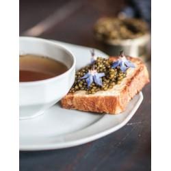 Caviar et truffe