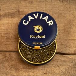 Caviar Osciètre Prestige