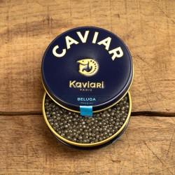 Caviar béluga