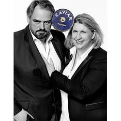 Stéphanie and David Le Quellec