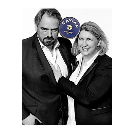 Stéphanie et David Le Quellec