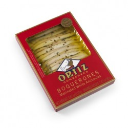 Boquerones marinés à l'huile d'olive