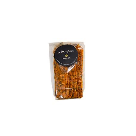 Les crackers de la Manufacture